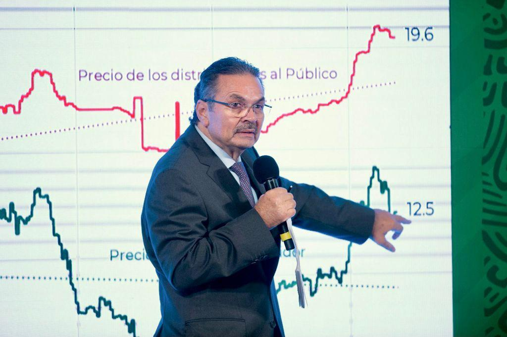 Pemex Foto: Presidencia