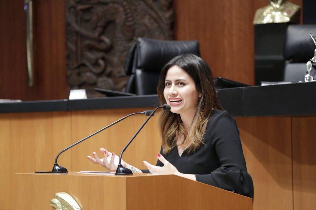 Cuitláhuac García regaló una magistratura para comprar un voto, acusa Indira Rosales Foto: Internet