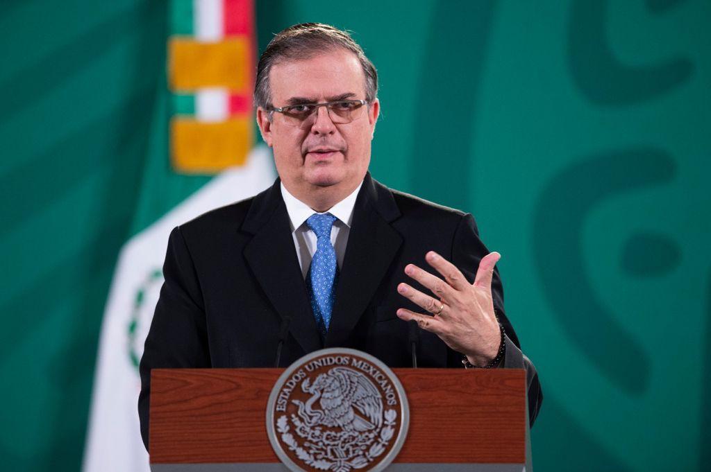 Marcelo Ebrard Foto: Presidencia