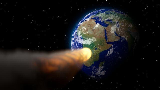 Impacto de asteroide en la Tierra sería inevitable: NASA