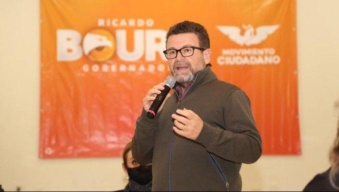 Ricardo Bours abandona candidatura de MC para gubernatura de Sonora y se une a Ernesto Gándara