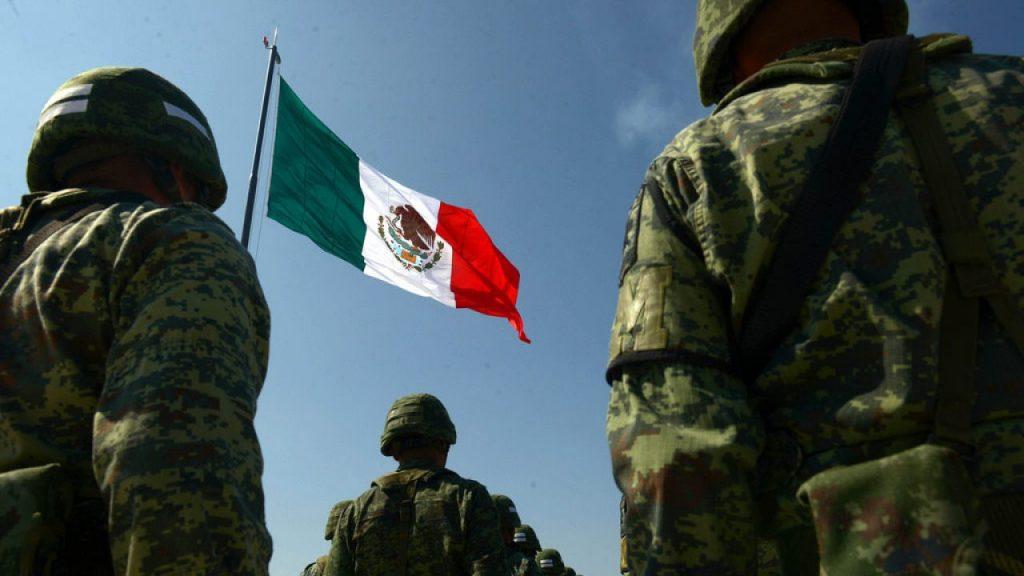 Fuerzas Armadas Foto: Becas México