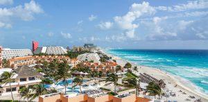 Cancún y Playa del Carmen, focos rojos de Covid-19