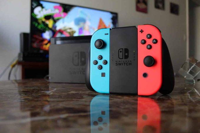 Mejorado el nuevo Nintendo Switch llegará para el otoño