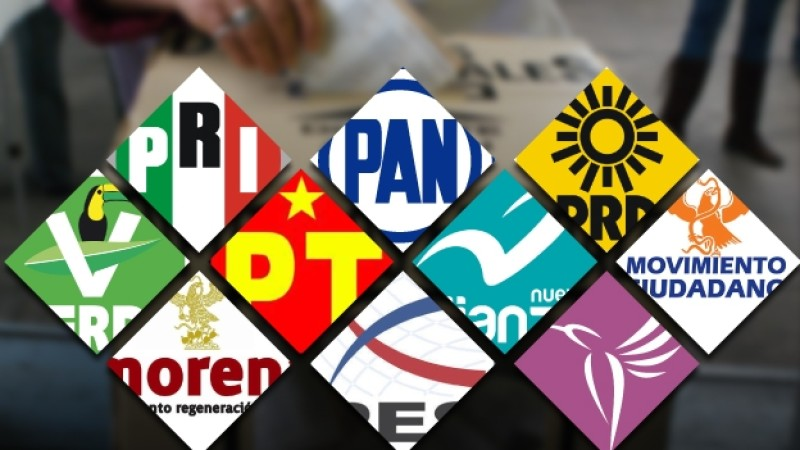 partidos políticos Foto: Expansión