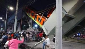 AMLO lamenta accidente en el metro