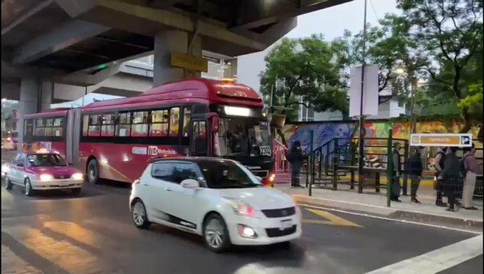 Todo lo que debes saber del servicio del Metrobús bajo la Línea 12