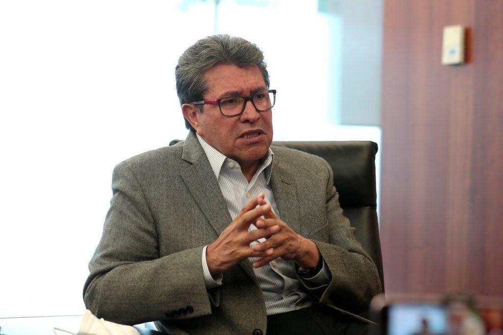 Ricardo Monreal Ávila Foto: El Universal