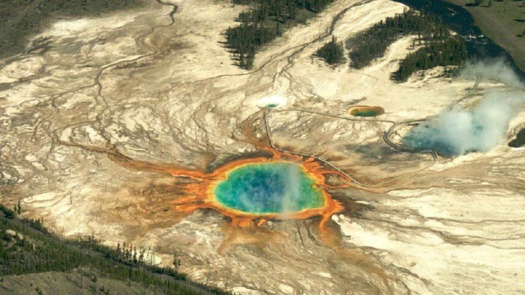 NASA advierte que supervolcán amenaza a la humanidad Foto: Internet