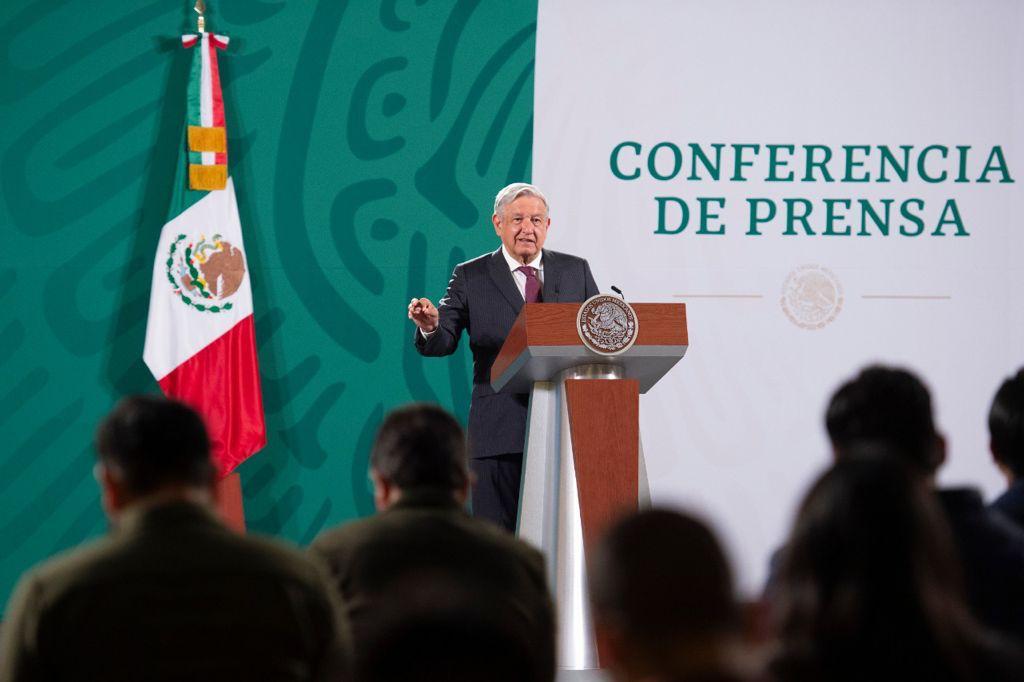 México en paz previo a elecciones: AMLO