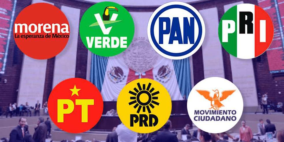 Partidos Políticos Foto: LAOMS