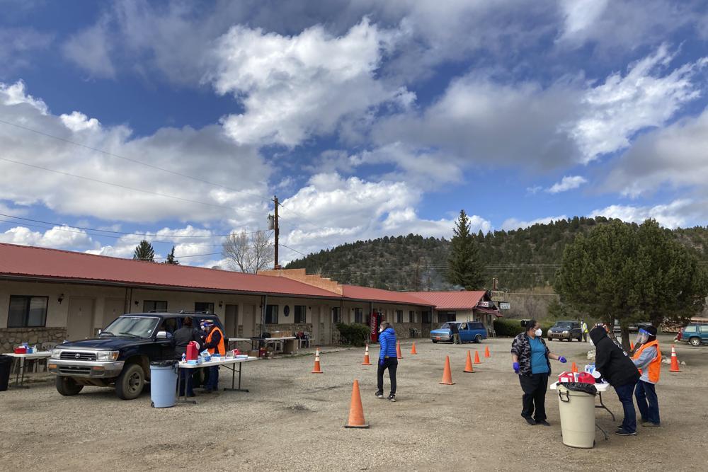 Nuevo México ofrece el premio de vacunación más grande de EUA Foto: AP