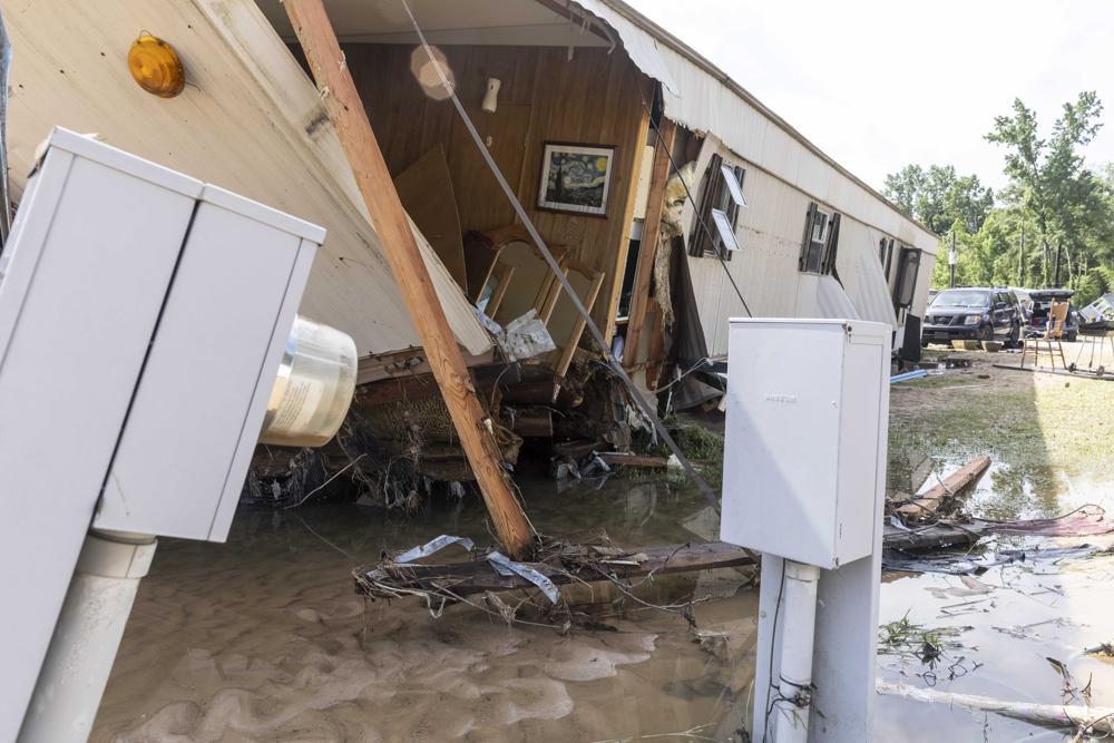 Tormenta Claudette deja 13 muertos, incluyendo 8 niños en Estado Unidos