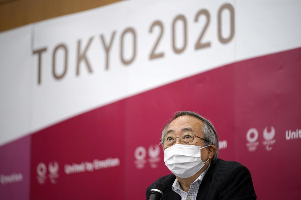 Los Juegos Olímpicos de Tokio siguen indecisos sobre los fanáticos, o no los tienen en absoluto Foto: AP