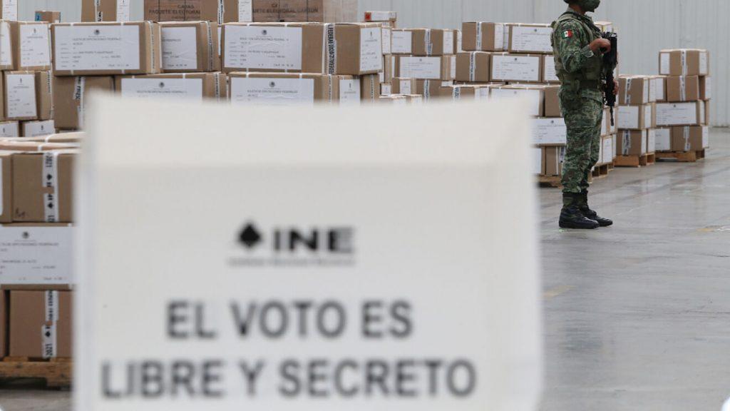 elecciones Foto: Marca
