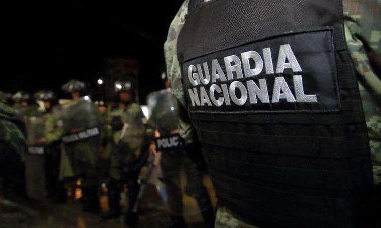 Guardia Nacional Foto: Uno TV