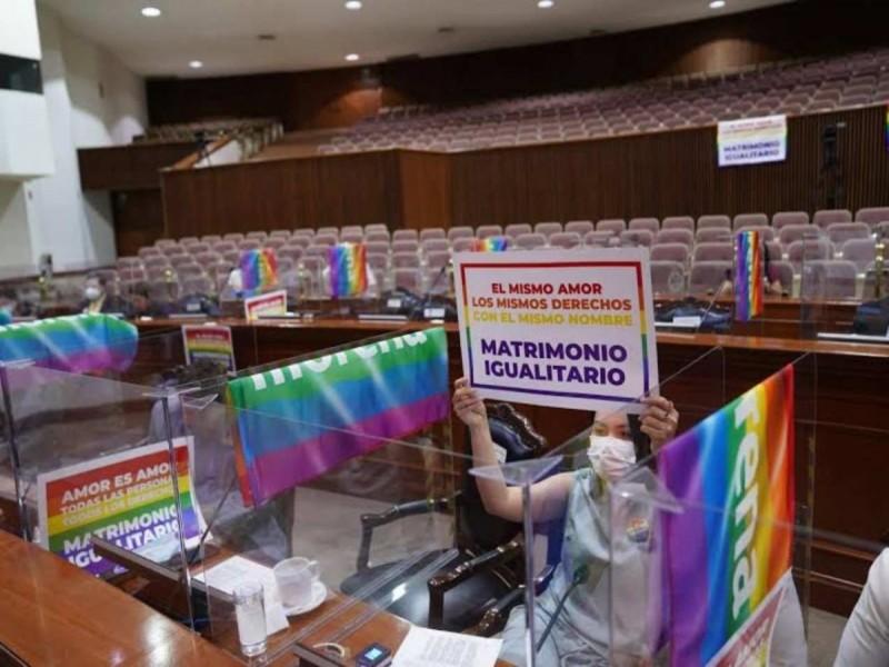 Congreso de Sinaloa aprueba 'matrimonio igualitario' Foto: Excélsior