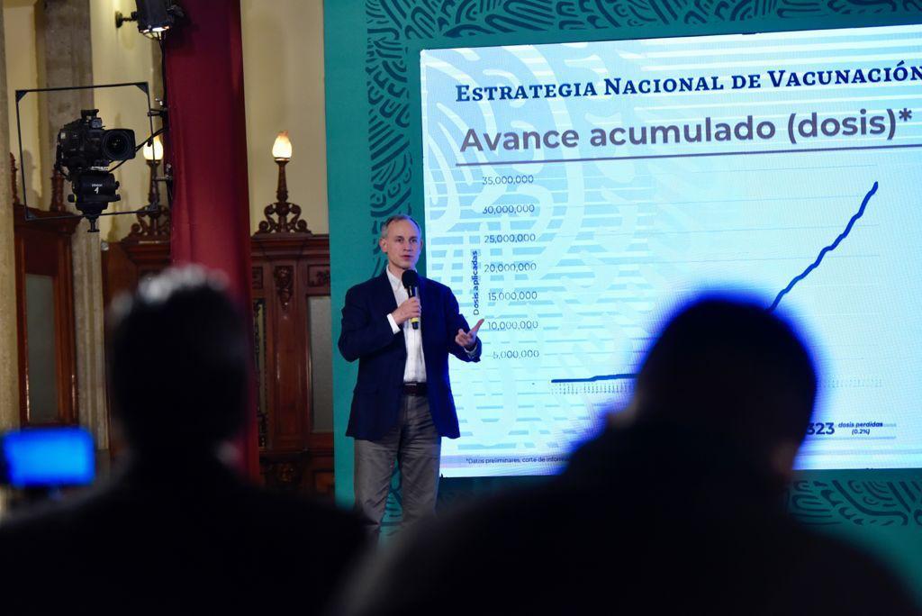 México supera los 228 mil decesos a causa del coronavirus