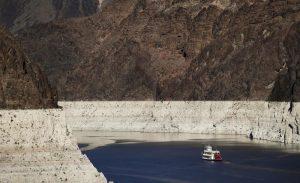 Sequía deja sin agua a embalse de Río Colorado