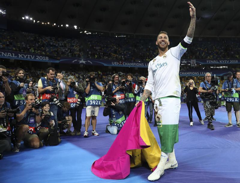 Real Madrid sin Ramos ni Zidane enfrenta futuro incierto Foto: AP