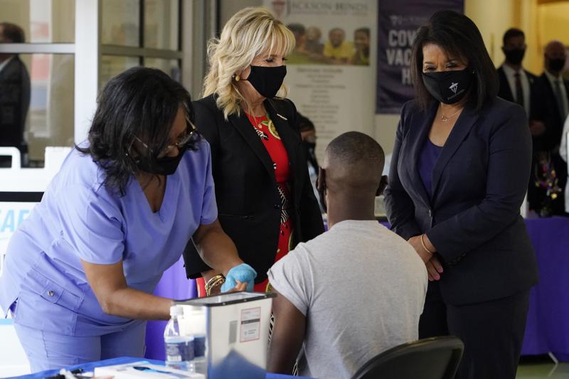 Casi todos los que mueren por COVID no estaban vacunados Foto: AP
