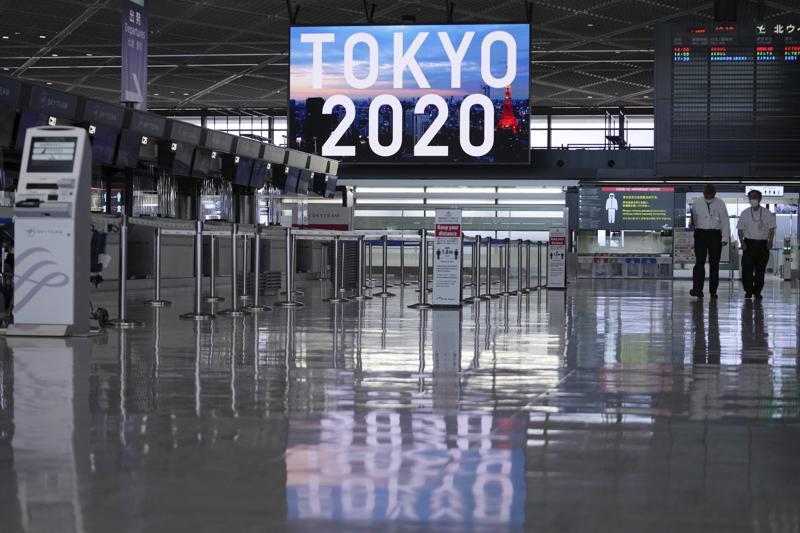 Japón vacuna a sus deportistas para los Juegos de Tokio Foto: AP