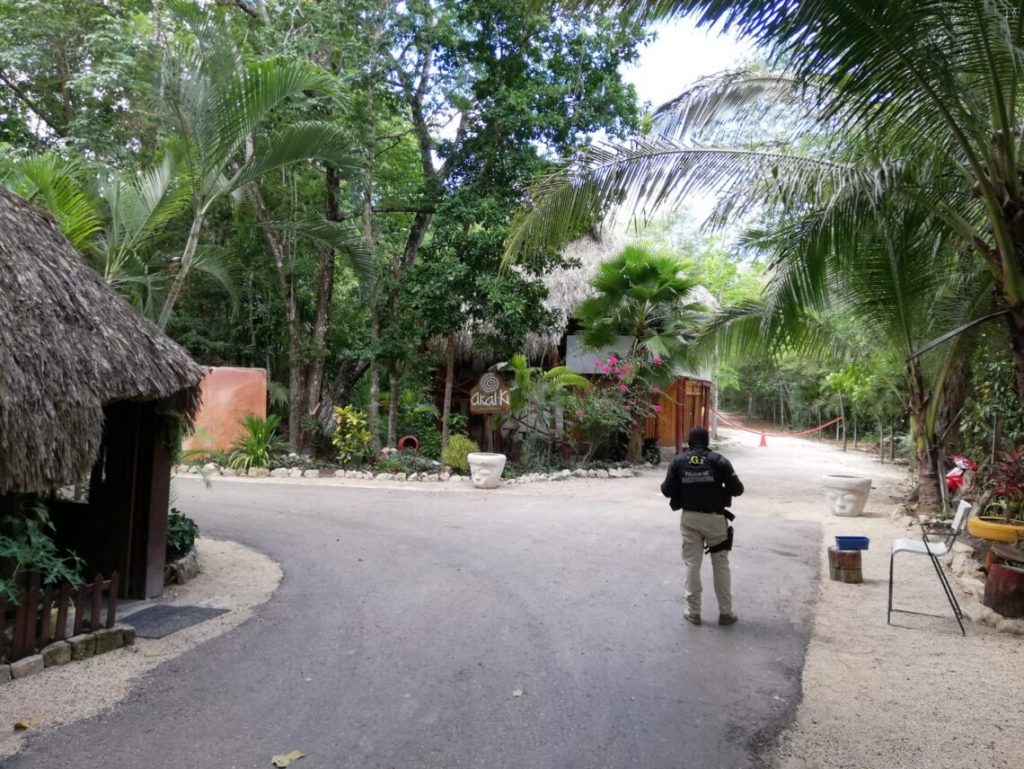 Catean hotel involucrado en denuncias contra Ricardo Ponce Foto: Internet