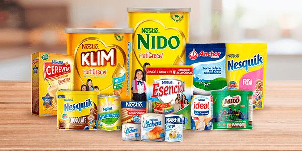 El 60% de nuestros productos no son saludables: Nestlé