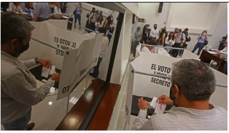 AMLO llama a votar sin miedo