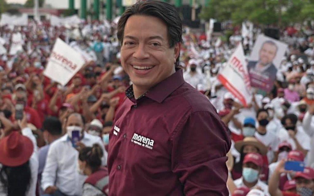 Mario Delgado Foto: Internet