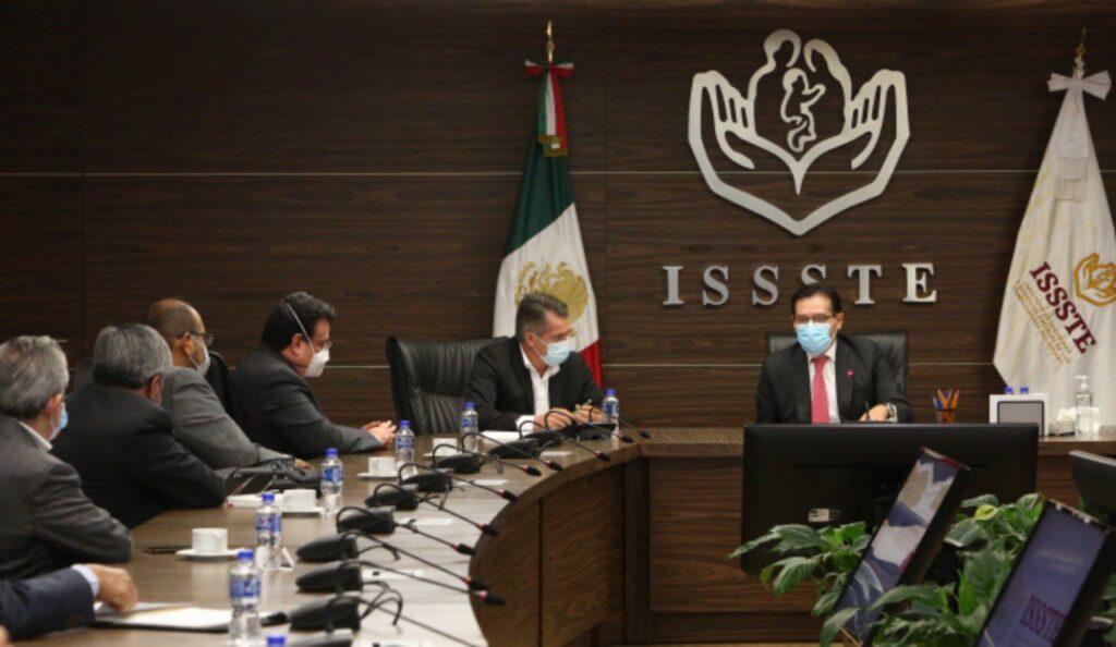 Reinicia ISSSTE, de manera gradual, consultas y cirugías: Ramírez Pineda
