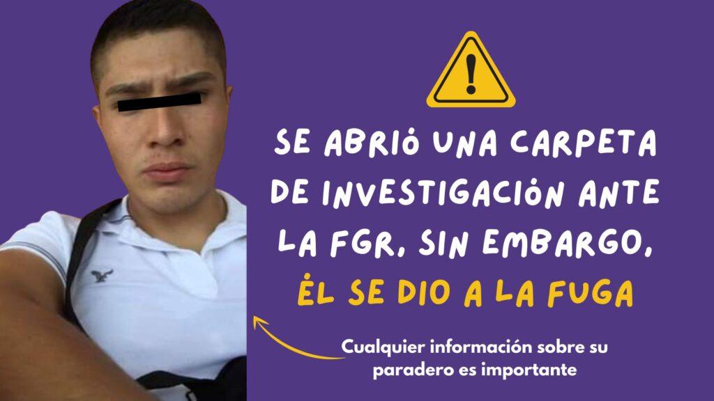 Daniel Helguera se busca por tentativa de feminicidio: Fiscalía CDMX