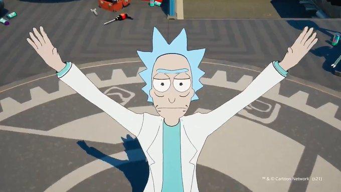 Rick y Morty, y Superman llegan a Fortnite en laTemporada 7