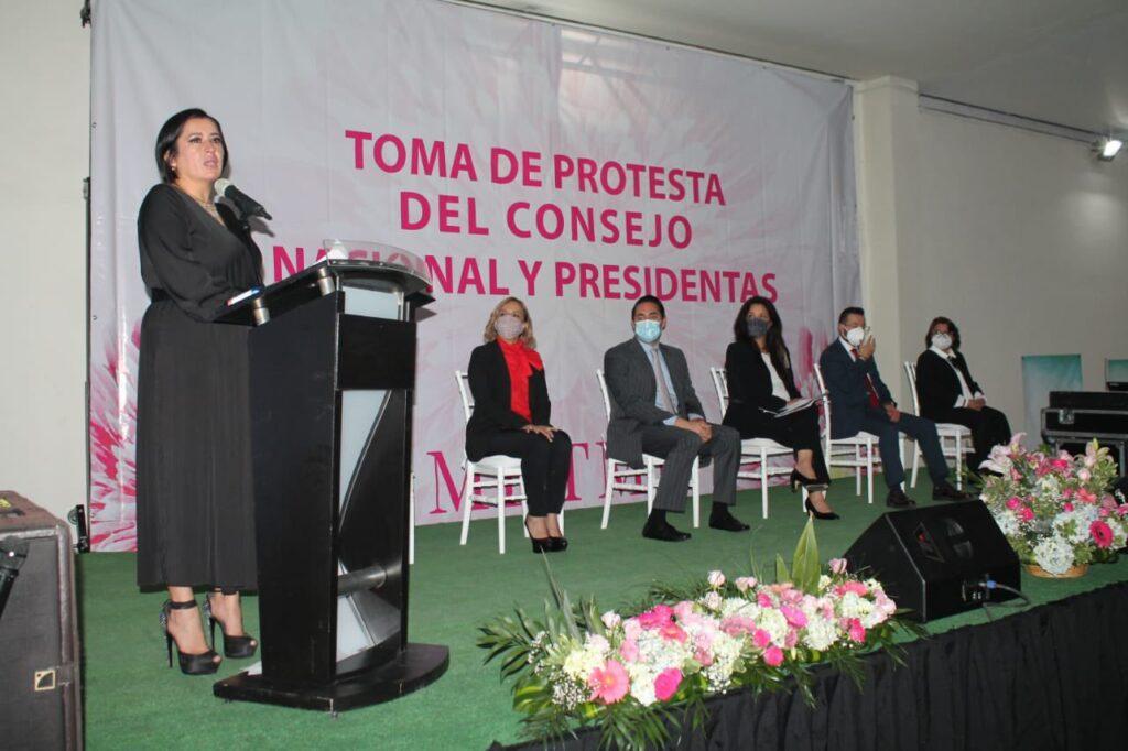 Convocan al empoderamiento de las mujeres en México Foto: @TrabajoEdomex