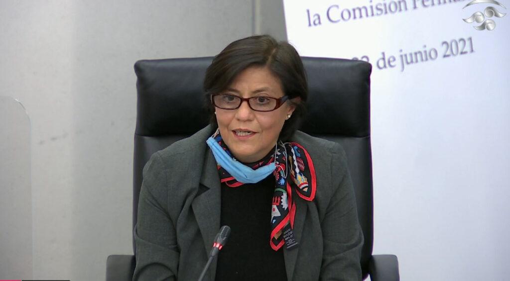 Blanca Jiménez Foto: @senadomexicano