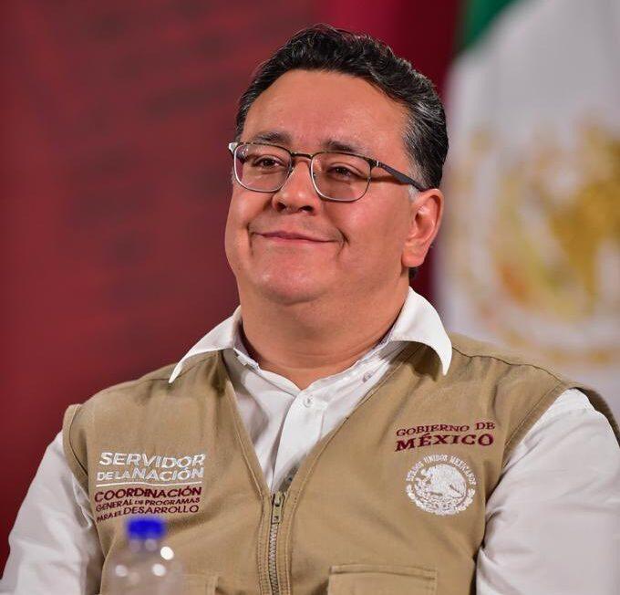 Gabriel García deja Coordinación de Programas para Desarrollo; regresa al Senado