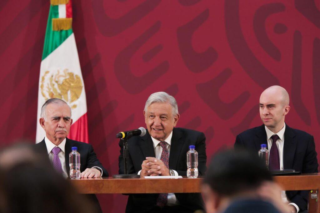 Carlos Torres sustituye a Gabriel García como coordinador de Bienestar: AMLO