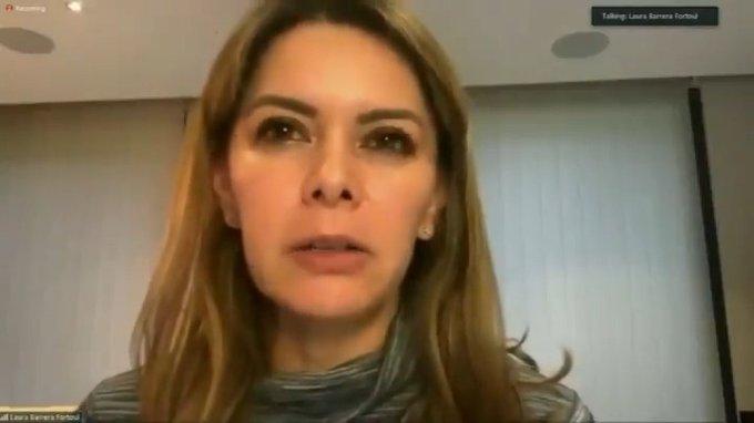 Se compromete diputada Laura Barrera seguir apoyando temas relacionados con grupos vulnerables, en la próxima legislatura