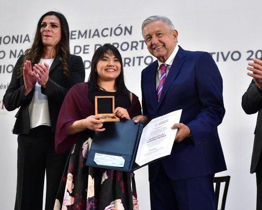 Gobierno de México alista apoyos para atletas olímpicos