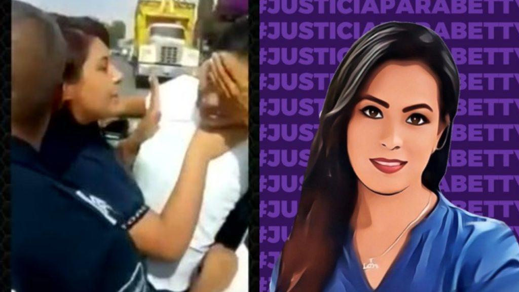 En Hidalgo, doctora muere tras ser sometida por policías (Video)