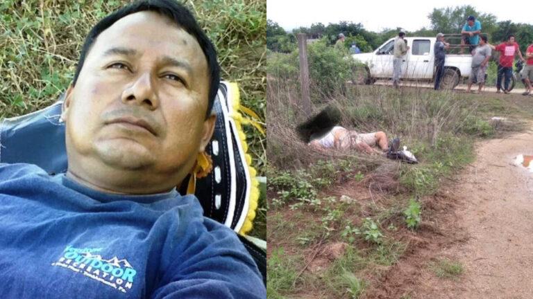 A balazos matan al periodista Gustavo Sánchez Cabrera en, Oaxaca