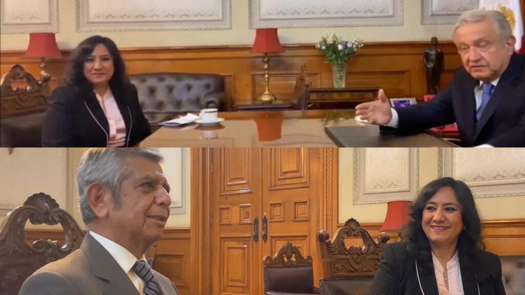 Sale Irma Eréndira Sandoval de Función Pública, llega Roberto Salcedo: AMLO