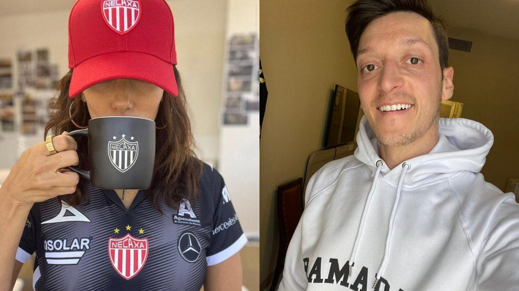 Eva Longoria y Mesut Özil invitan a invertir en Club Necaxa