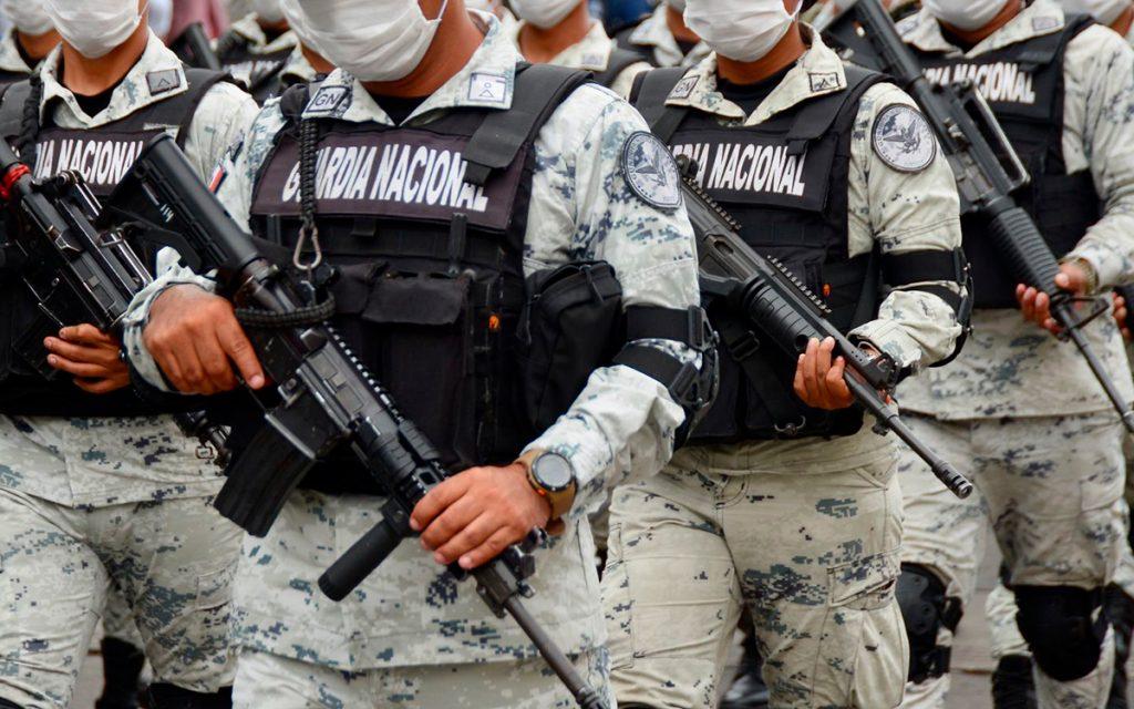 Guardia Nacional Foto: Aristegui Noticias