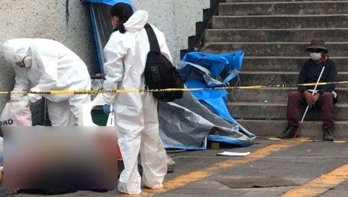 Adulto mayor falleció en metro Constituyentes
