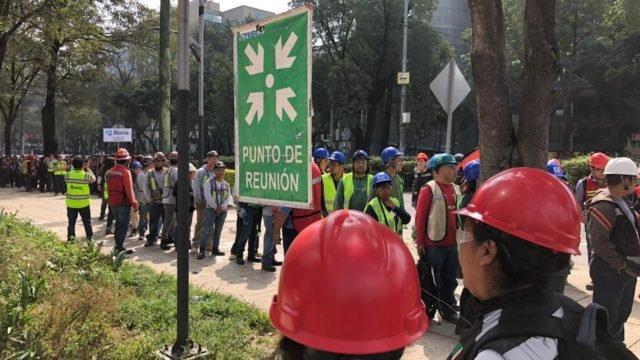 simulacro Foto: Forbes México