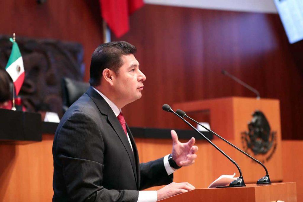 Remesas de migrantes, ejemplo para burocracia financiera: Alejandro Armenta