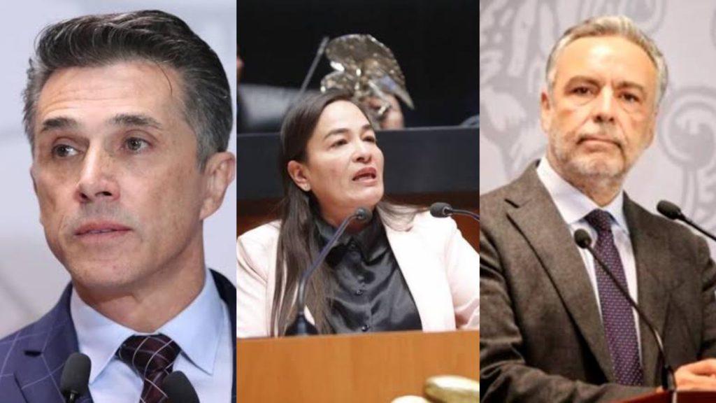 pierden reelección Foto: Especial