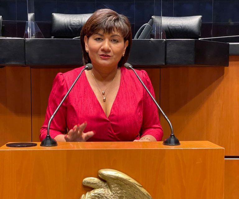 Pide senadora de Morena garantizar justa remuneración al personal de las Escuelas de Tiempo Completo