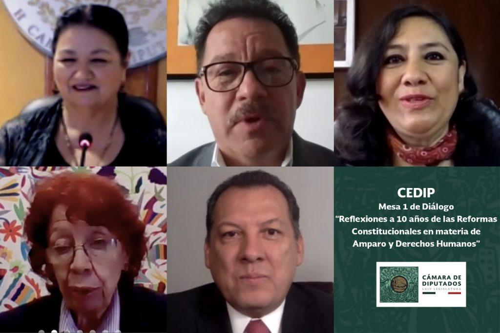 Legisladores Foto: Internet